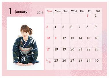 カレンダー カレンダー 写真 無料 : 写真入りでバッチリ飾れる無料 ...