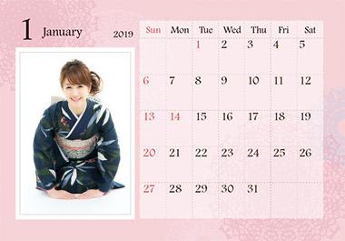 マニュアル完備で誰でも写真入りカレンダーができちゃう?