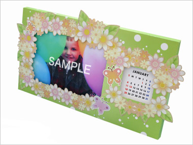 キヤノンクリエィティブパークの写真デザインカレンダー1